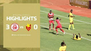 HIGHLIGHTS   Simba SC 3 - 0 El Merreikh   Matchday 4   #TotalCAFCL