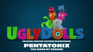 Pentatonix - You Make My Dreams [Official Visualizer]
