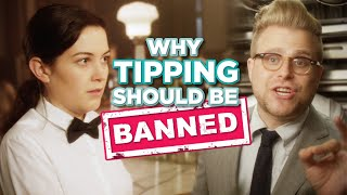 Why Tipping Should Be Banned - Adam Ruins Everything thumbnail