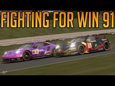 Gran Turismo Sport: Getting That 91st Race Win