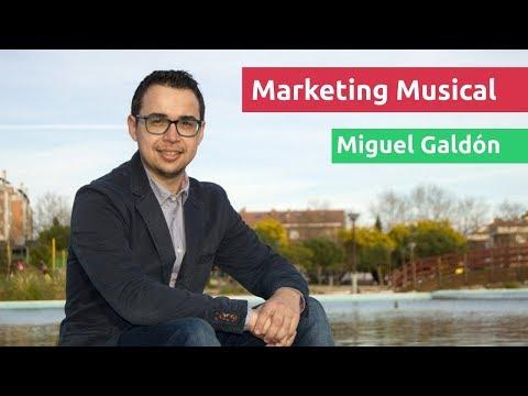 Marketing musical con Miguel Galdón