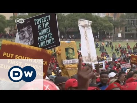 Mandla Mandela lives out ANC legacy | DW English