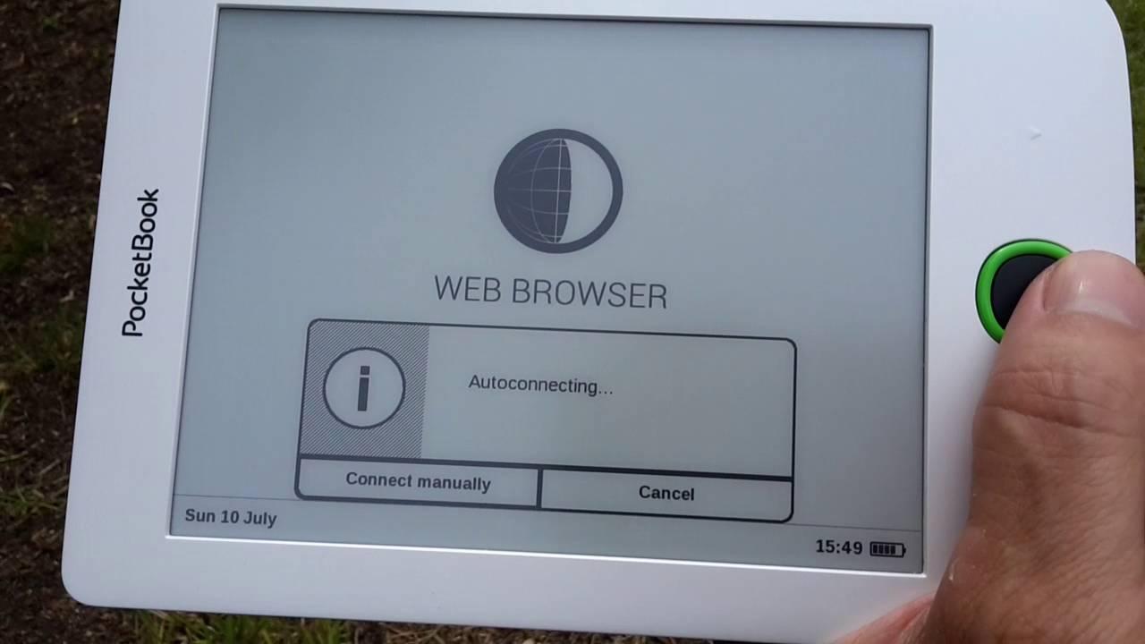 A look at the Pocketbook Basic 2 (614) e-reader