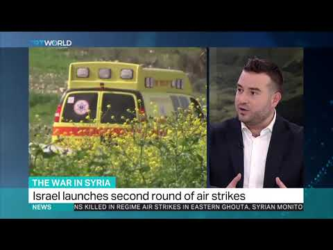 Israel in Syrian war: Interview with Defense Analyst Oubai Shahbandar