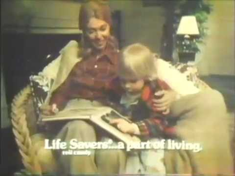 Peter Billingsley 1978 Life Savers Commercial