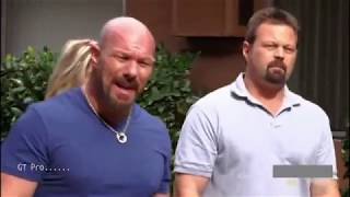 America Bad Tenants - Creepy Guy fights with Rick!