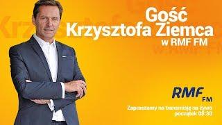 Adam Bielan będzie Gościem Krzysztofa Ziemca w RMF FM - Na żywo