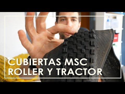 CUBIERTAS MSC TRACTOR Y ROLLER REVIEW A FONDO