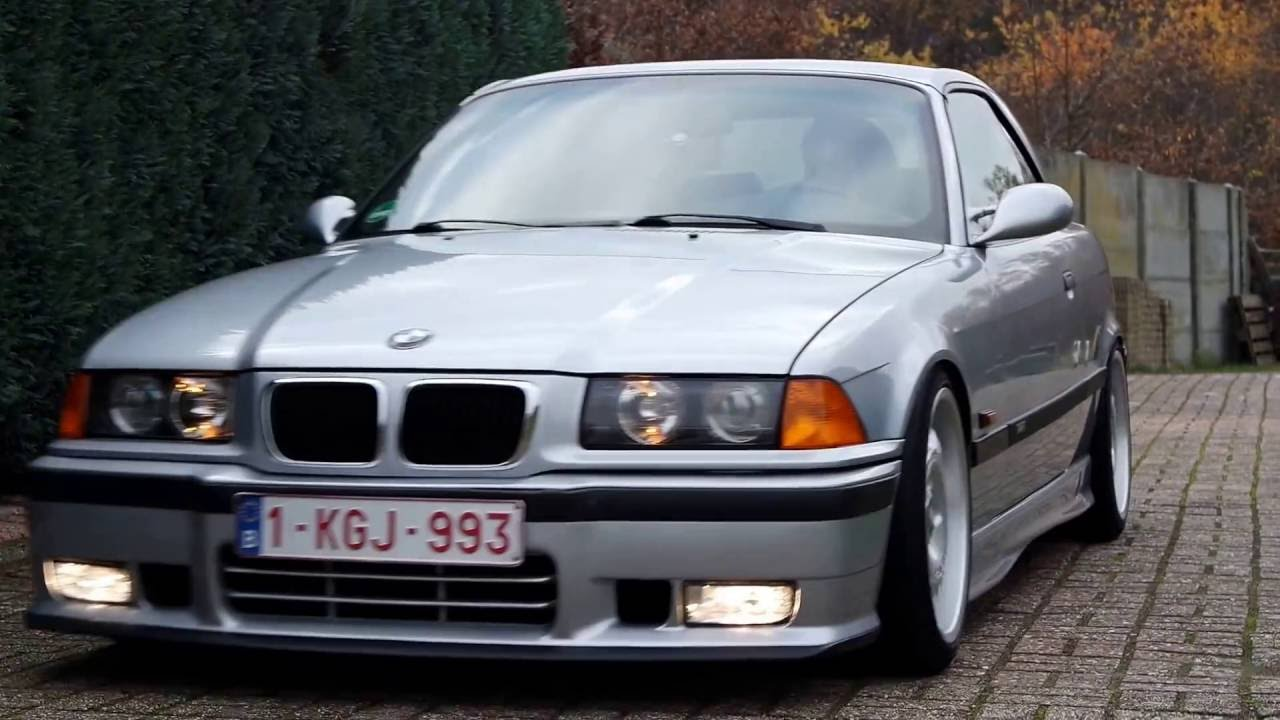 2016 Bmw 328i >> BMW E36 M3 328i - YouTube