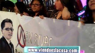 VIDEO: ENTREVISTA A ALEX RIVAS EN TOP UNO