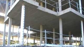 Edificios 24, 22 y 20 desde su acera (29 / 10 / 09)
