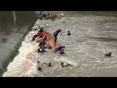 11 killed, six missing in boat race accident in South China