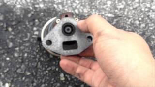 cleaning your egr valve