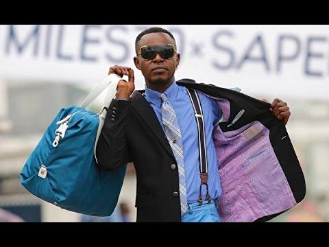 MILESTO et SAPEUR COLOR STORY -CONGO BLUE-