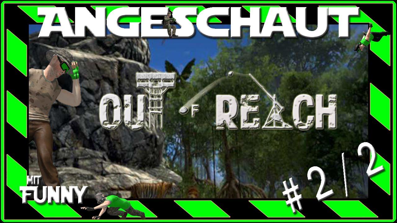 Out Of Reach Deutsch