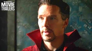 THOR: RAGNAROK | Doctor Strange is featured in new Japanese Trailer!