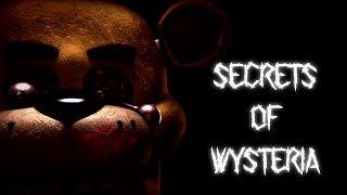 [SFM/FNaF] Secrets of Wysteria by Steampianist