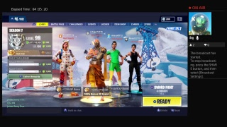 FORTNITE PRIVATE LOBBY #TSOF