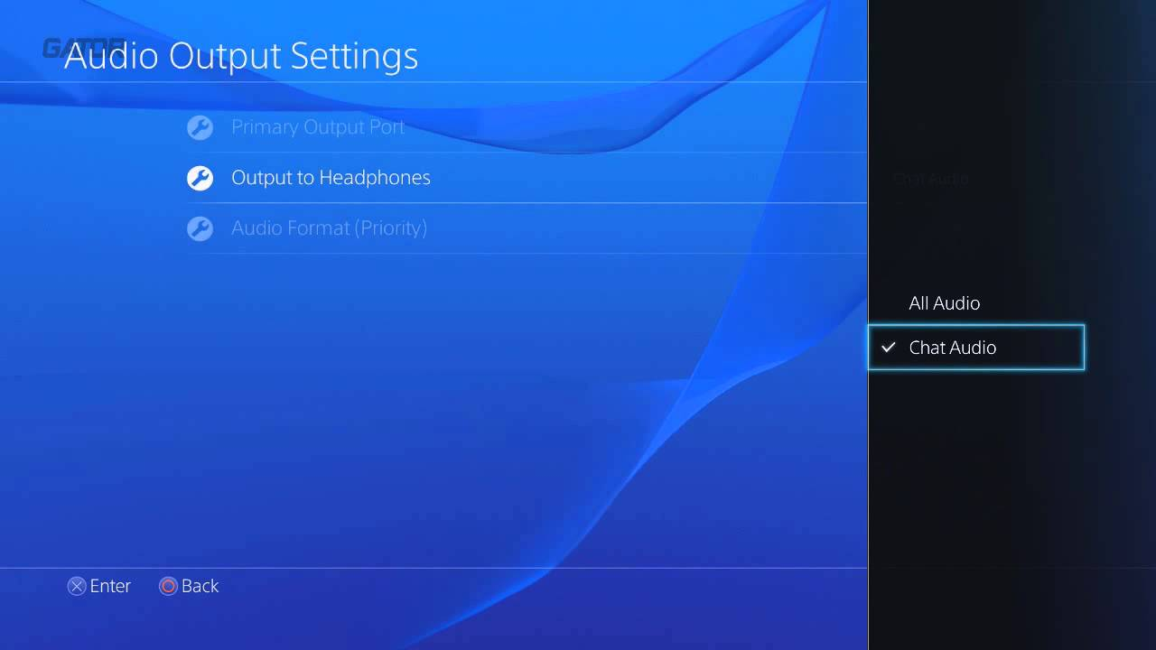 How to get your Astro A40s to work with PS4 Game Sound and ...