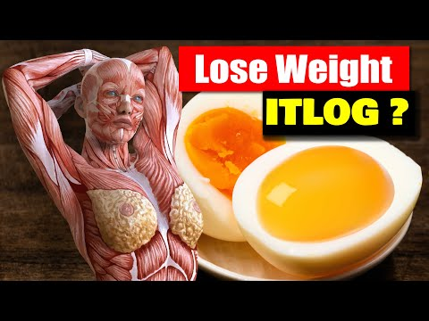 ITLOG: In Just 3 Days, Say GOODBYE sa BELLY FAT with Easy Egg Diet