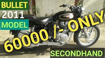 Second hand royal enfield bullet 350 review   royal enfield bike price list   used bike rate