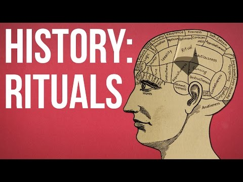 HISTORY OF IDEAS -  Rituals