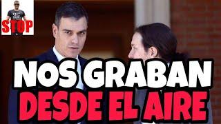 EL GOBIERNO GASTA 1.2 M € PARA VIGILARNOS DESDE EL AIRE.