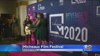 Michaeux Film Festival Wraps Up In DTLA