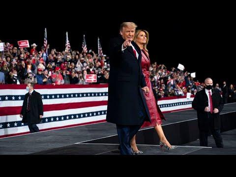 直播预告:特朗普现身乔州!场面盛大热烈。多数共和党议员不承认拜登。密州扣查投票机。陈破空与网友互动 Q&A 美东时间12月5日周六晚上8点,即中港台时间12月6日周日早上9点