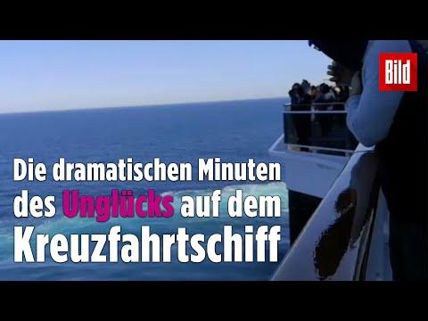 Deutsche stürzt von Kreuzfahrtschiff – tot!