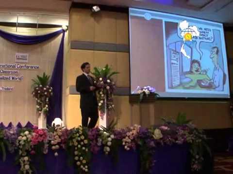 Plenary Speaker Anthony Newman