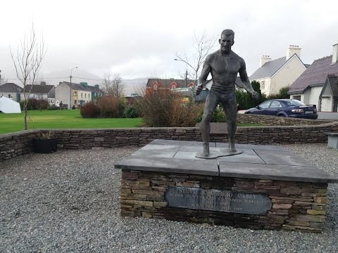 A visit to Sneem, Co. Kerry in 2018