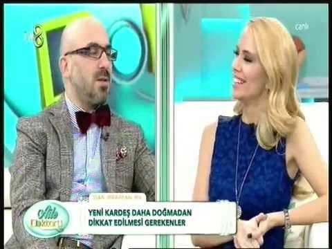 Dr. Süreyya Şeneldir Sinüzit ve tedavisi aile doktoru tv8