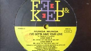 Hunga Munga - I