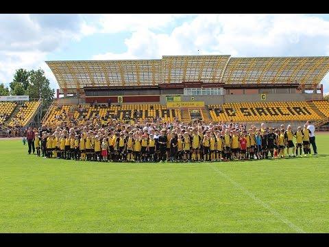 Šiaulių futbolo akademija atrėmė baudinį į jos vartus?
