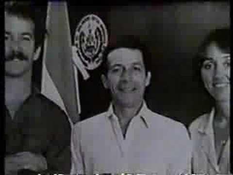 Death squads in El Salvador