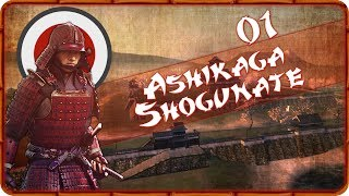 Welcome to my Let's Play of Total War: Shogun 2, playing as the Ash...