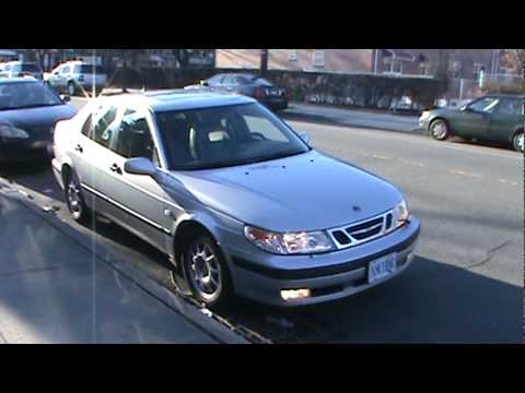 2001 saab 9 5 turbo youtube. Black Bedroom Furniture Sets. Home Design Ideas