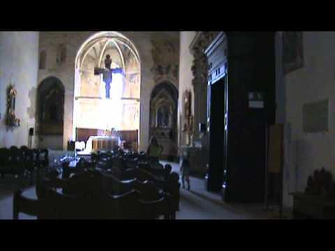 Umbria Pipe Organ - Trevi - Chiesa di San Francesc...