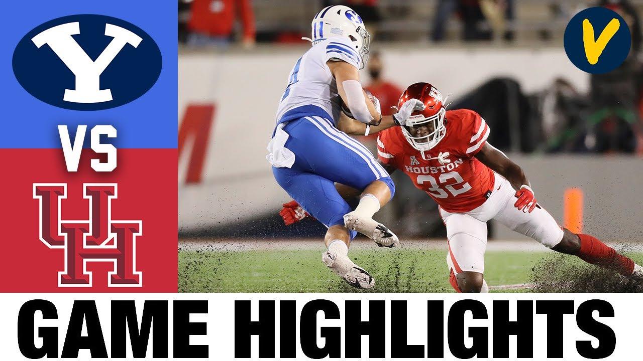 #14 BYU vs Houston Highlights | Week 7 2020 College Football Highlights