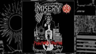 Misery - Production Thru Destruction LP FULL ALBUM (1991 - Crust Punk / Stenchcore)