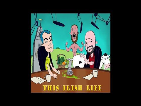 This Irish Life Podcast 31 - Inflam vs Anti-Inflam  with Special Guest Researcher