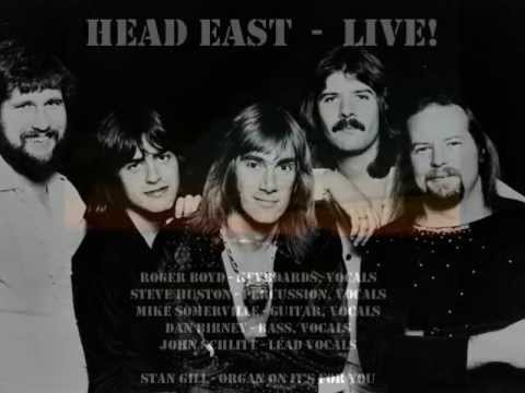 Head East ~ Never Been Any Reason