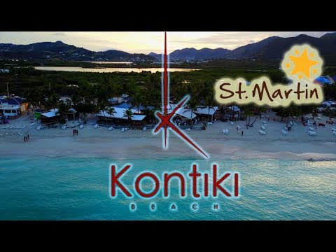 St Martin Orient Beach ~ Post Hurricane IRMA ~ Lost SXM footage ~ WeBeYachting.com