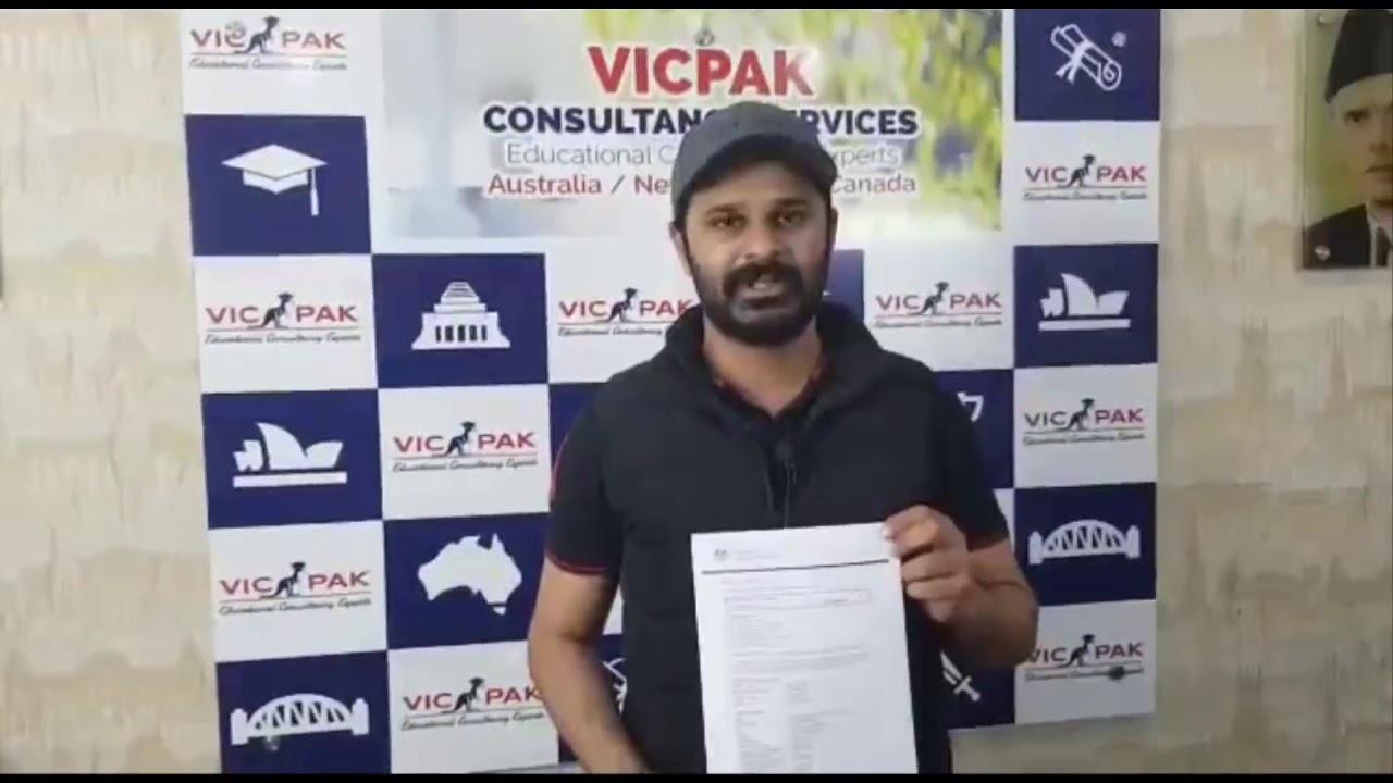 VICPAK CONSULTANT – Education Consultancy Experts!