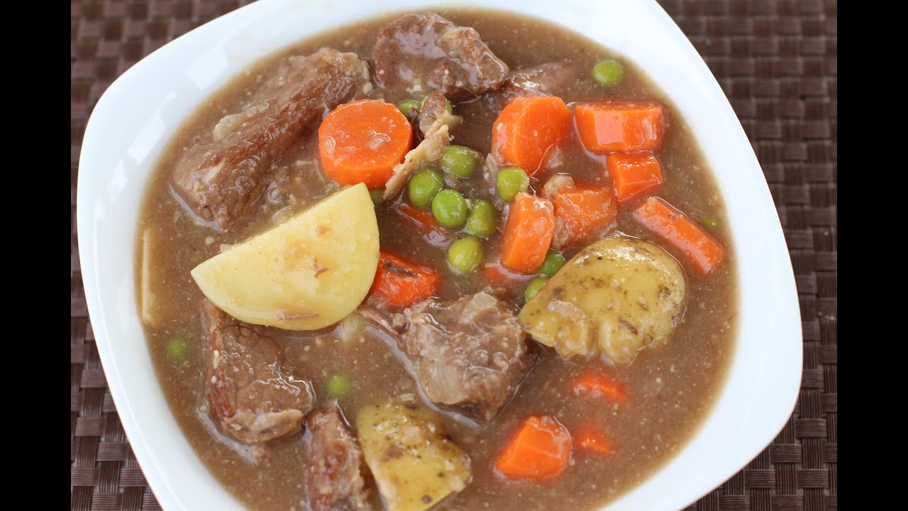 how to make wanke stew