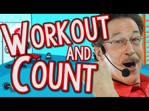 Workout & Count  Skip Count  2s, 5s and 10s  Count Backwards  Jack Hartmann