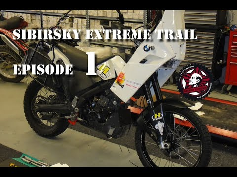 SibExTrail 2012 -  Episode 1 - The Beginning