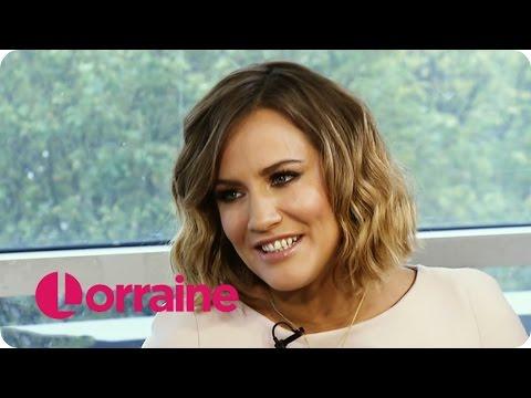 Caroline Flack On The Olly Murs Relationship Rumours  Lorraine