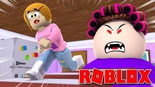 Roblox   Escape Grumpy Grandma Obby!